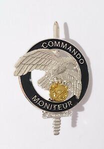 Brevet-COMMANDO-MONITEUR-CNEC-C-N-E-C-Centre-National-d-039-Entrainement-Commando