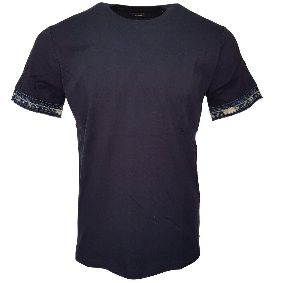 T-Shirt Diesel T-MARSHALL R091B 81E Camiseta RRP