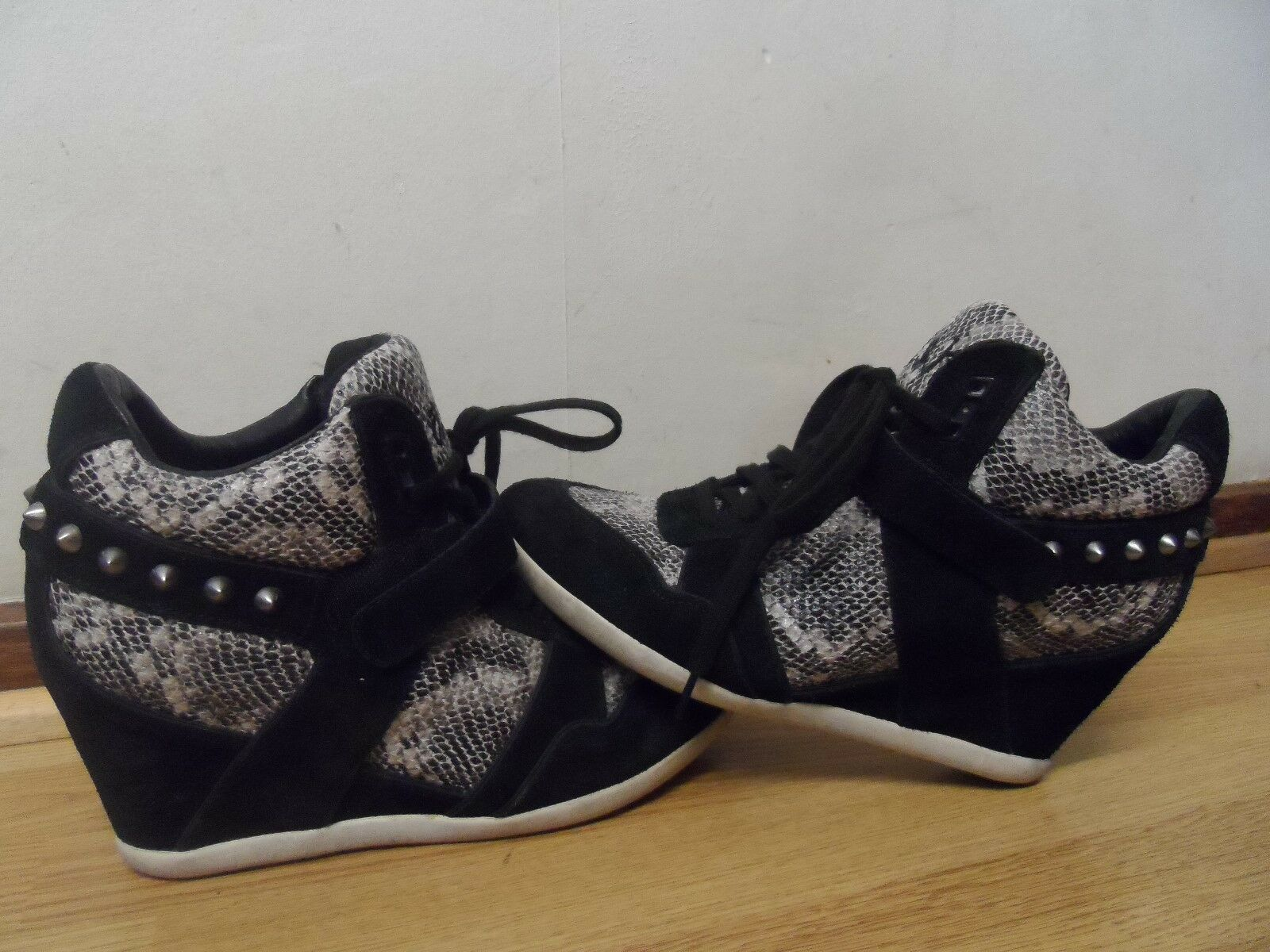 Ash Chaussures Femme Talons Hauts Chaussures Taille UK 7 EU 41