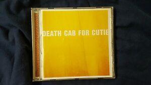 DEATH-CAB-FOR-CUTIE-THE-PHOTO-ALBUM-CD