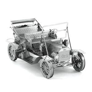 Metal Earth 1908 Ford Model T 3D Laser Cut Metal DIY Model Hobby Car Build Kit