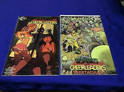 SOLICITATIONS: Zombies vs. Cheerleaders moves to 3 Finger