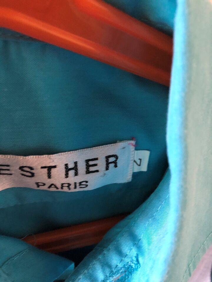 Skjorte, Skjorte og vest, Esther Paris
