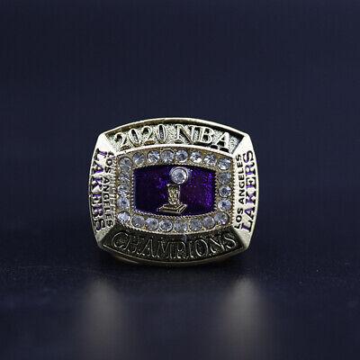 LeBron James - 2020 Los Angeles Lakers Championship Ring ...