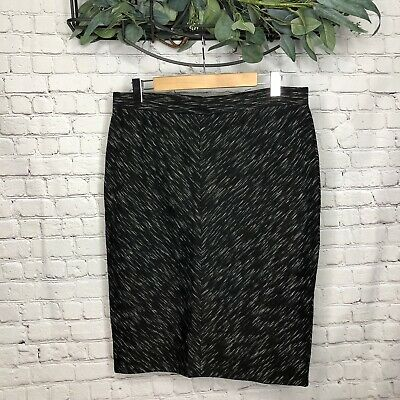 Size L With The Best Service 9 Black And White Pencil Skirt Apt