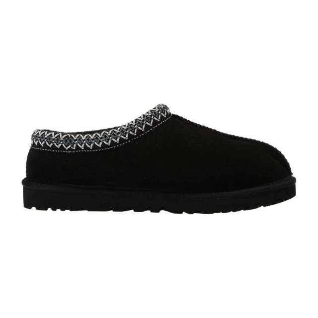 da0d3d1038d UGG Australia Men s Tasman Slippers 13 M Black for sale online