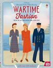 Sticker Dolly Dressing Historical Wartime Fashion by Usborne Publishing Ltd (Paperback, 2015)
