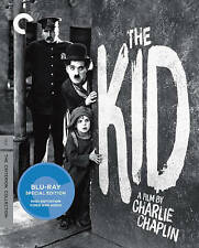 The Kid (Blu-ray Disc, 2016, Criterion Collection) Charlie Chaplin Free Shipping