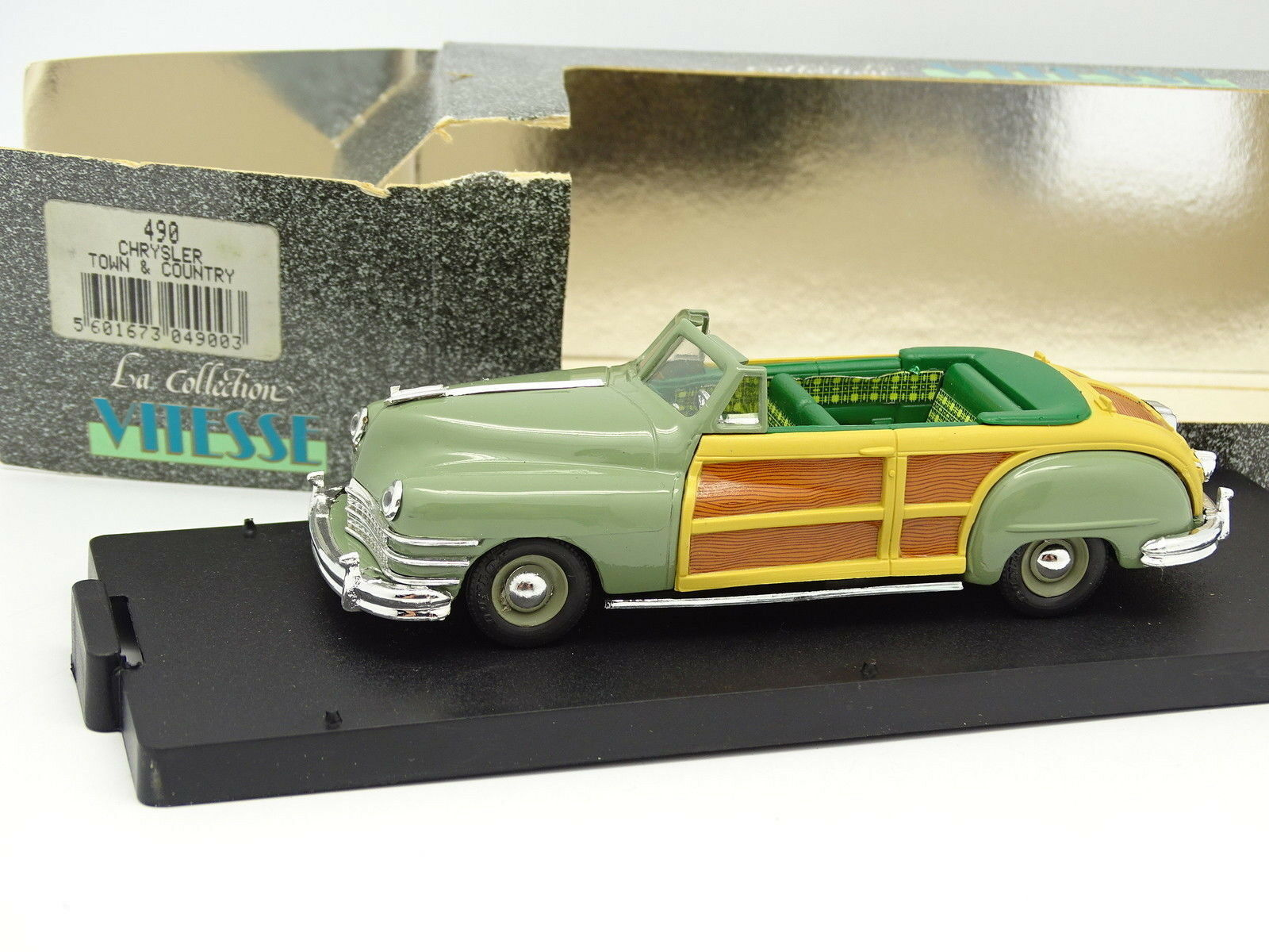 Speed 1 43 - Chrysler Town Town Town and Country Green b09a9d
