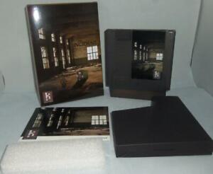 Khan-Games-The-Incident-NES-Nintendo-Homebrew-Complete-Video-Game-Manual-Box-CIB