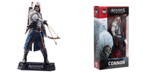 Assassin/'s Creed 14643 7 pouces Conor Action Figure