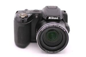 nikon coolpix l120 14 1mp digital camera black ebay rh ebay com manual de camara nikon coolpix l120 manual nikon coolpix l120 español