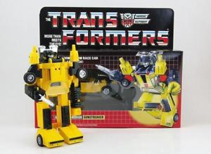 New Transformers G1 Sunstreaker reissue brand new Gift in stock