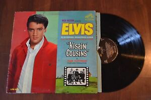 Elvis-Original-Soundtrack-034-Kissin-039-Cousins-034-Record-lp-original-vinyl-album