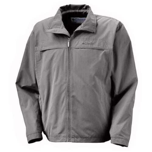 "New Mens Columbia /""Northway/"" Water Resistant Lightweight Casual Jacket"