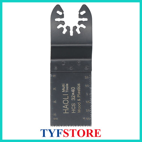 Makita DeWalt Multi tools Bosch,Dremel 20pc Wood//Soft-metal Blades for FEIN