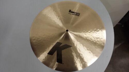 "Zildjian 17"" K Dark Thin Crash K0903 ** MINT Condition"