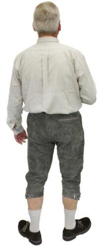NUOVA SPORTIVA GINOCCHIO PELLE federale Pantaloni Lederhose