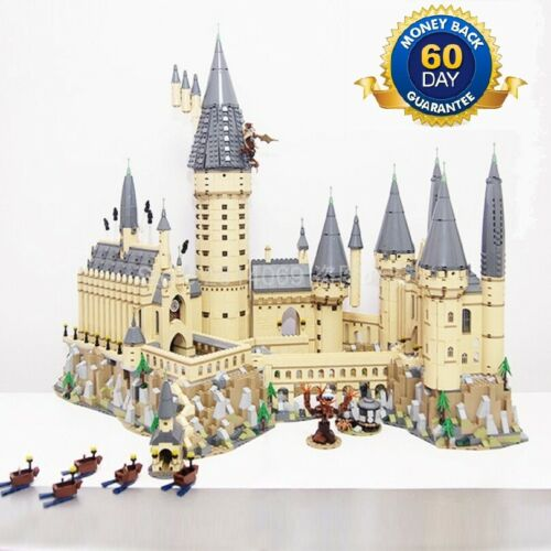 Harry Potter Hogwarts Magic School Castle Model Top Quality Building Bricks Set