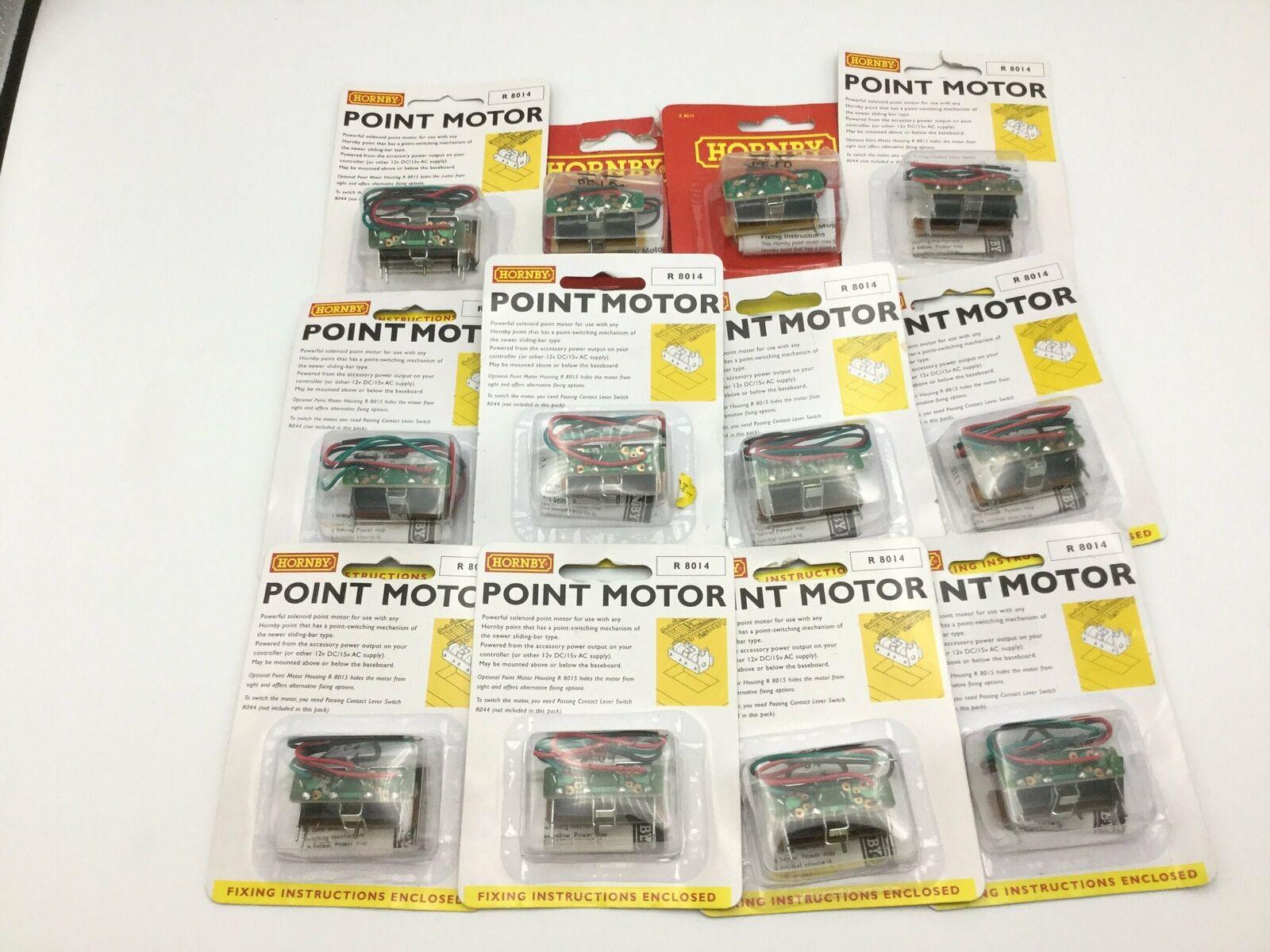 Hornby R8014 Point Motor x12