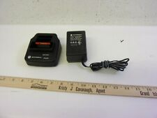 Motorola Minitor Pager V 5 Rln5703b Charger Charging Cradle W Power Supply