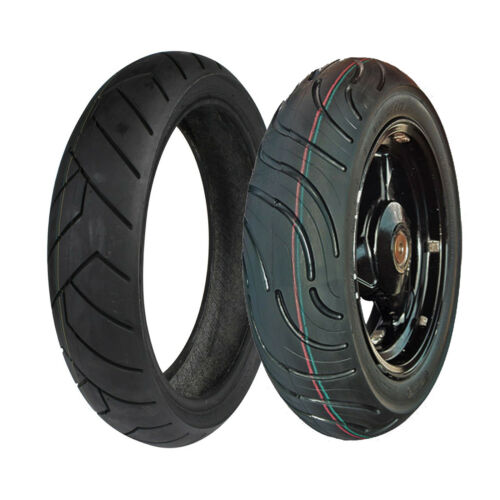 Malaguti MadisonK 400 2009 120//70-13 /& 140//60-13 Scooter Tyre Pair