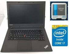 Thinkpad 440 series i7 Real Quad Core 3.4GHz ,16GB  RAM  SSD 256GB,