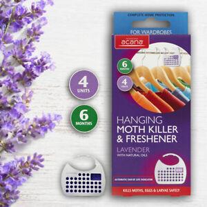 ACANA-Appeso-Moth-assassino-e-Deodoranti-con-fragranza-alla-lavanda-uccide-le-falene