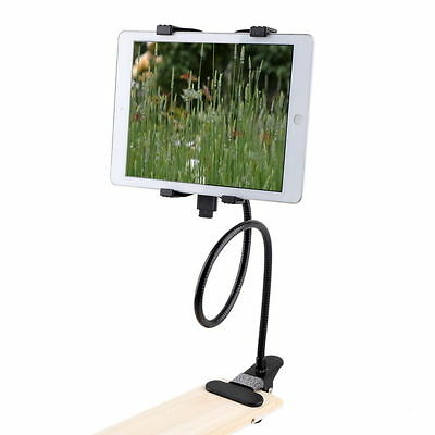 For iPad Air Samsung Bed Tablet Holder Mount Lazy Essential 360 Rotating Desktop