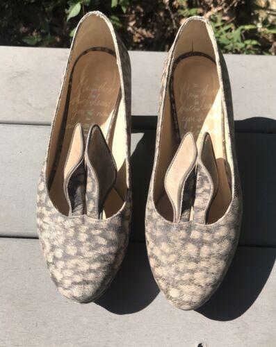 Minna Parikka Bunny Ear Shoes