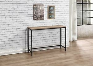 metal hall tables. image is loading birlea-urban-industrial-chic-console-hall-table-wood- metal hall tables