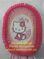 Hello Kitty Pinata Birthday Party Supply