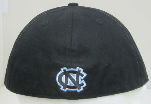 North Carolina Tar Heels Multi-Color Structured Stretch Fitted Hat By Twins