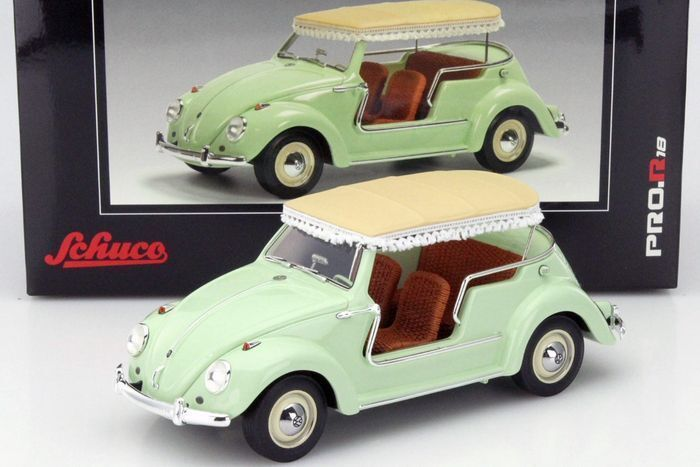Volkswagen Kafer 'Jolly' 'Jolly' 'Jolly' - 1 18 - Schuco 62c3bf