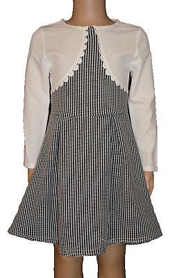Mädchen Kleid Langarm Kleid Blümenmädchen Party   eBay
