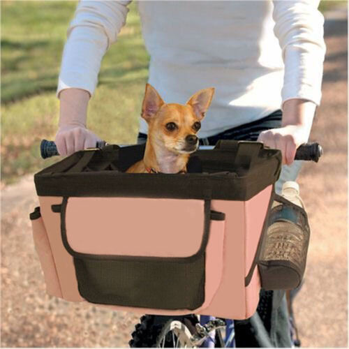 Valentina Valentti Boîte pour animaux de compagnie pour animaux de compagnie avant pour chien chiot Chat S / m rose