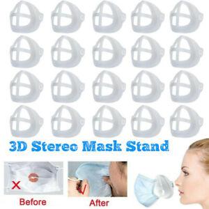 3D-Mask-Bracket-Washable-Face-Mask-Inner-Stand-Holder-Support-Frame-Lightweight