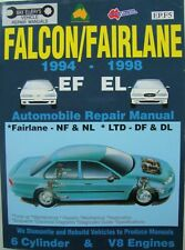 Genuine Factory Ef El Nf Nl Df Falcon Repair Manual Volume 1 Wm39 Postage For Sale Online Ebay
