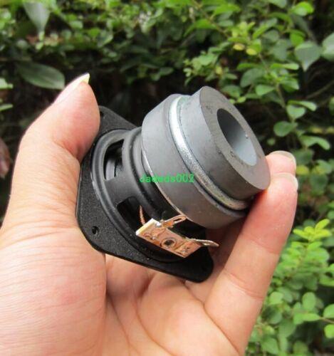 "2pcs 64mm 2.5/""inch full-range speakers 4ohm 4Ω 5W loudspeaker For DIY car audio"