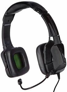 Tritton Kunai 3.5 MM Stereo Headset - Black XBox One