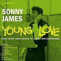 Sonny James - Young Love: 1955-1962 Rock & Roll Recordings [new Cd] Rmst, With B on Sale