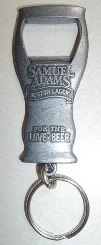 Beer Bottle Opener  Boston Lager For The Love Of Beer Samuel Adams Key Chain
