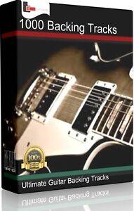 1000-PRO-ROCK-POP-GUITAR-BACKING-TRACKS-COLLECTION-JAM-TRACKS-KARAOKE