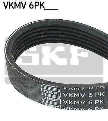 VKMV 6pk1323 SKFzeppa NERVATURE CINGHIA Poly-V-CinghiaCinghie Zeppa Cinghia Nervature