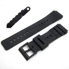 Watch Band 20mm 127F1 For Casio DEP510 DEP6000 AW600 AW705 TGW100 DBW320
