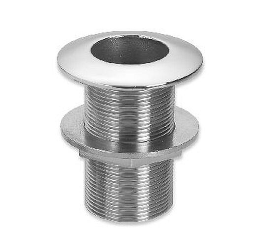 316 Marine Grade Stainless Steel Skin Fittings - 3 8  1 2  3 4  1  Sizes Avail