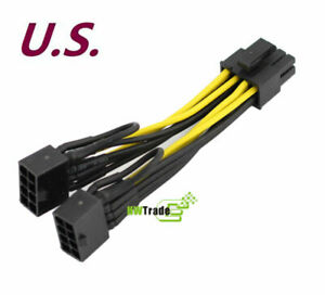 Power-Cable-for-Tesla-M40-M60-K80-P100-Grid-M60-NVIDIA-Graphics-Card-030-0571-00