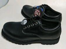 Work 77041 Mens Plain Shoe- Choose