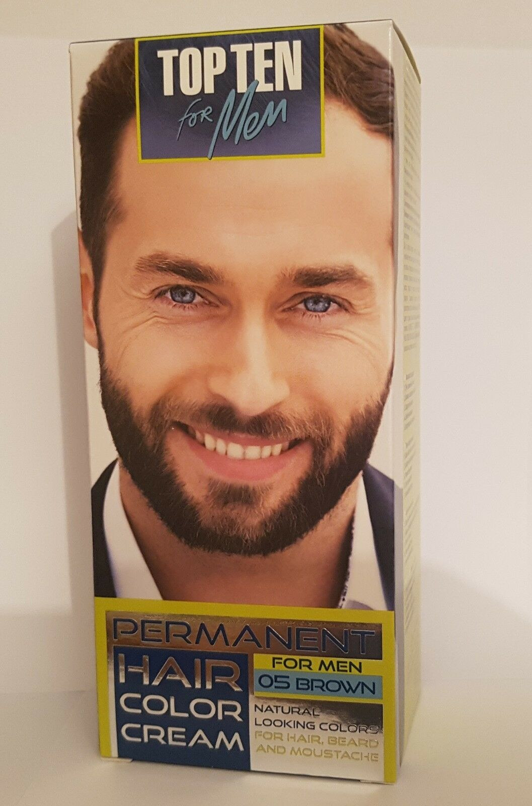 Best Permanent Hair Beard And Moustache Color For Men 0 Ammonia Top