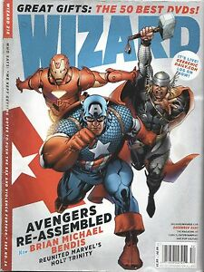 Magazine WIZARD The Guide to Comics December 2009 Issue 218